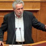 ΣΥΡΙΖΑ: Ο Θοδωρής Δρίτσας φέρνει στη Βουλή την αγωγή της Ένωσης Απόστρατων Αξιωματικών κατά Μπογιόπουλου